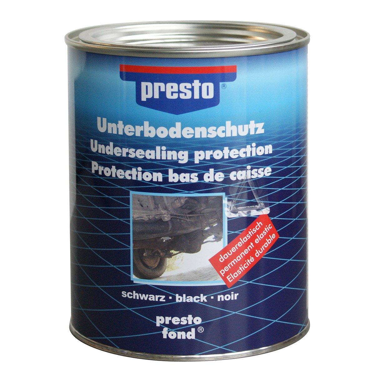 Presto 603253 UBS Bitumen, 1.3 kg, Schwarz MOTIP-DUPLI GmbH