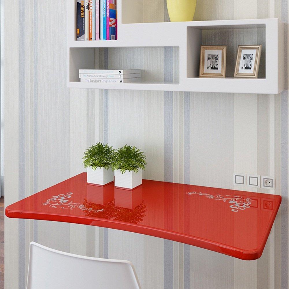 マチョン コンピュータデスク スタイリッシュなラップトップデスク子供用デスク (色 : Red, サイズ さいず : 100cm*50cm) B07F61BWZ8 100cm*50cm|Red Red 100cm*50cm