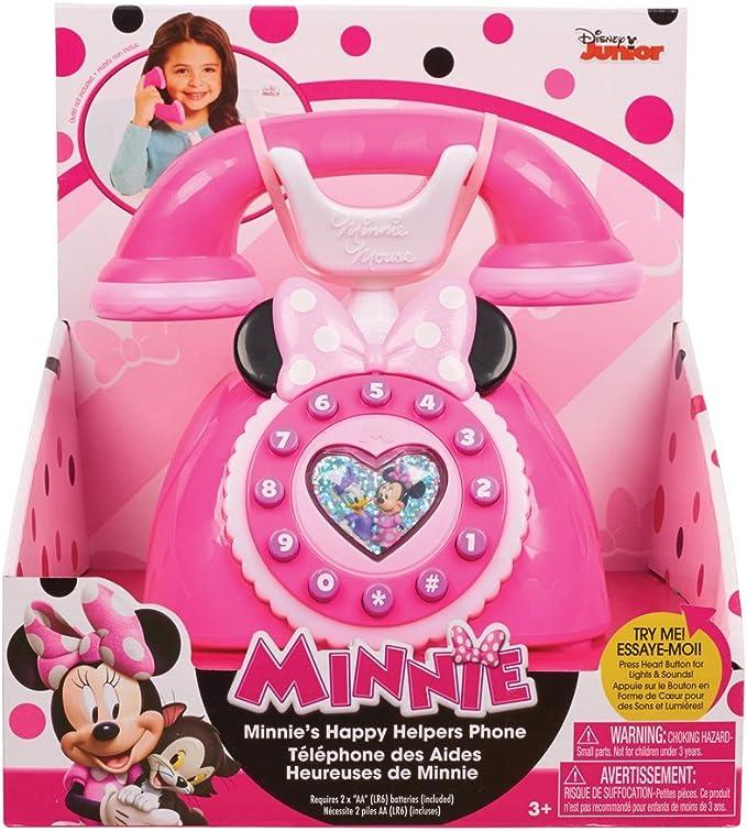 Minnie Mouse Happy Helpers Sac Ensemble avec lumières et sons