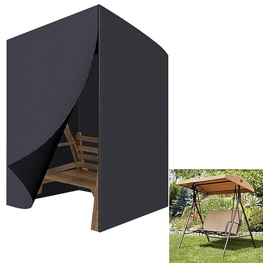 GreenEur Fundas para Muebles de Patio Impermeables, Fundas ...