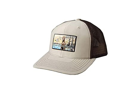 2e342aa047d Image Unavailable. Image not available for. Color  Hunting and Fishing Depot  Chocolate Lab Trucker Hat ...