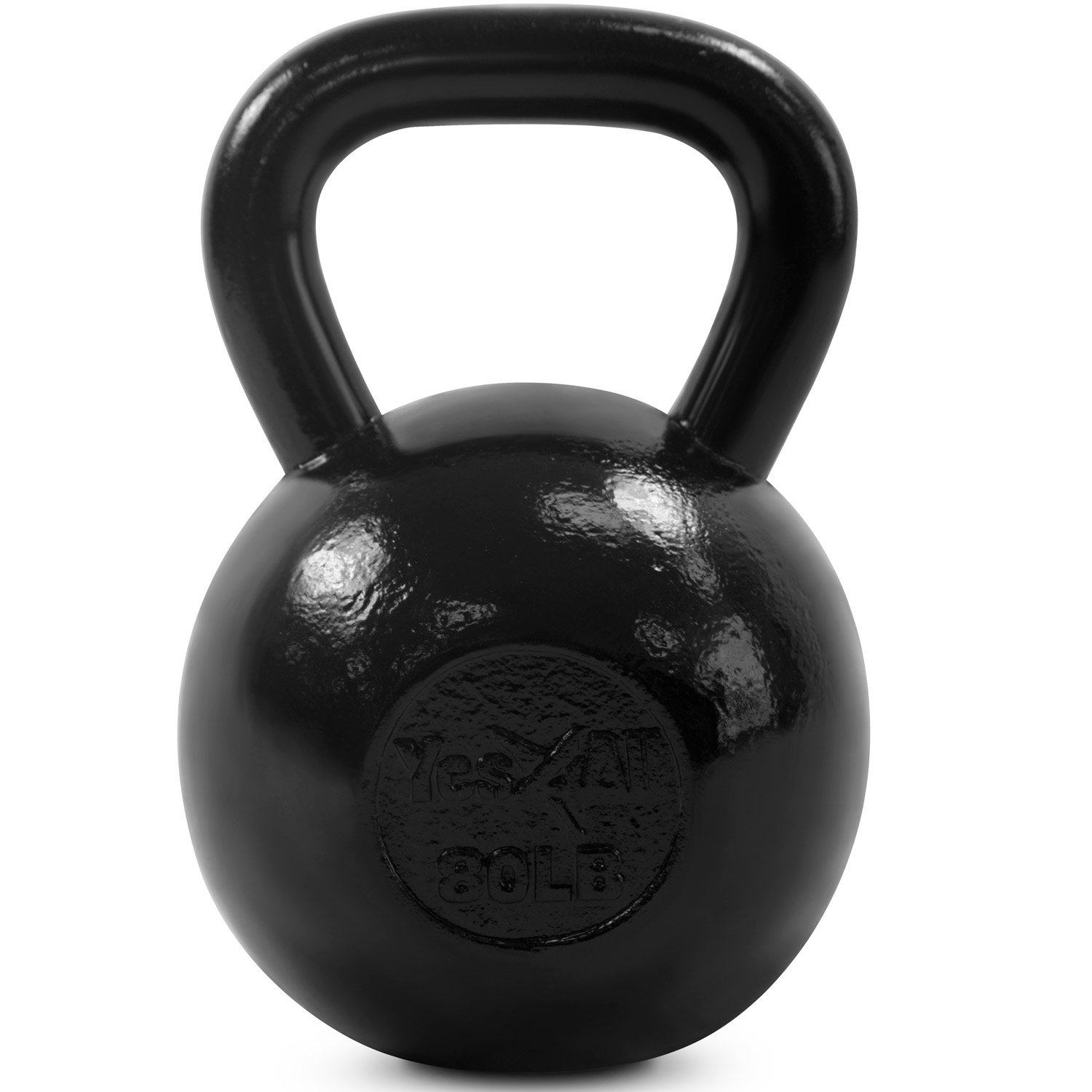 YES4ALL Cast Iron Kettlebells