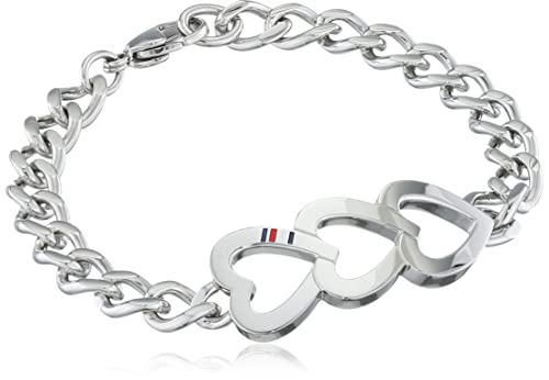 Tommy Hilfiger Mujer Acero Inoxidable