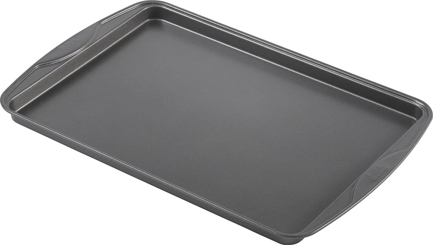T-fal 84845 Signature Cookie Sheet, Small, Gray