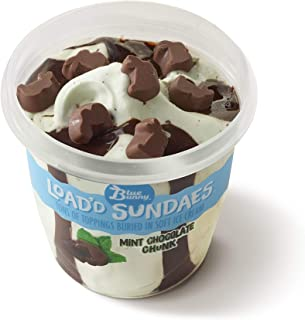 product image for Blue Bunny Load'd Sundaes Mint Chocolate Chunk