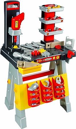 Ecoiffier 2380 - Mesa de trabajo para niños con herramientas ...