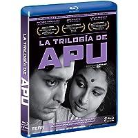 The Apu Trilogy Blu-ray
