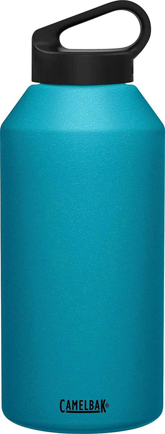 CamelBak Carry Cap Bottle - Vacuum Insulated Stainless Steel - Easy Carry