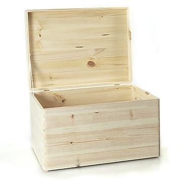 Aufbewahrungsbox Mit Deckel Holz
