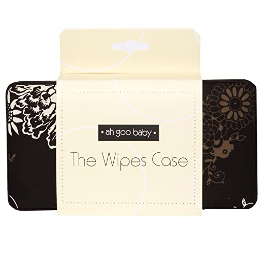 Amazon.com : Ah Goo Baby Wipes Case, On-the-Go Travel Size, Earth Pattern : Baby Wipe Holders : Baby