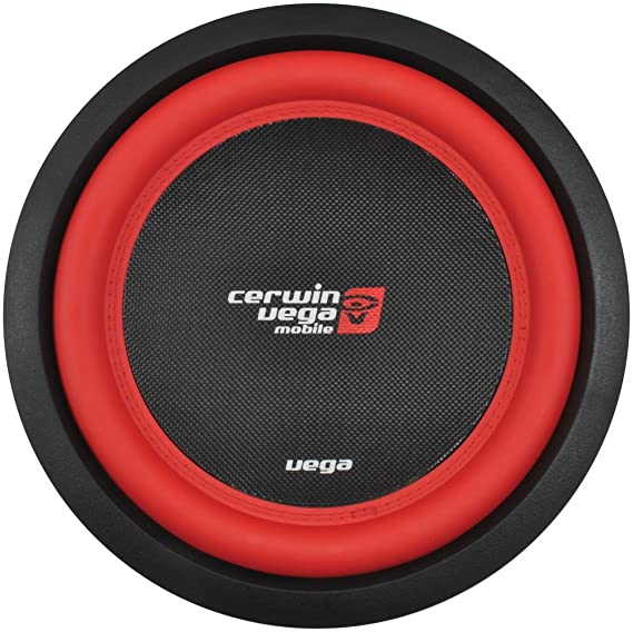 amazon com cerwin vega v104d 800 watt max 10 in dual voice coil 4amazon com cerwin vega v104d 800 watt max 10 in dual voice coil 4 ohm woofer 400 watts nominal power handling car electronics