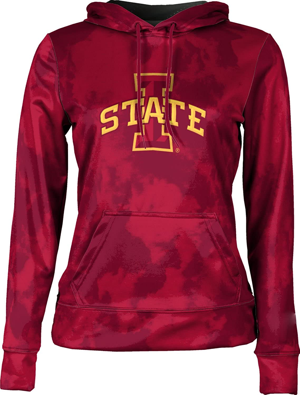 School Spirit Sweatshirt Splatter ProSphere The University of Iowa Boys Pullover Hoodie