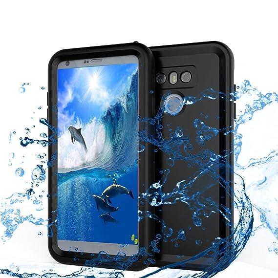 pretty nice bda48 c7000 Amazon.com: LG G6 Waterproof Case, AICase Shockproof, Snowproof ...
