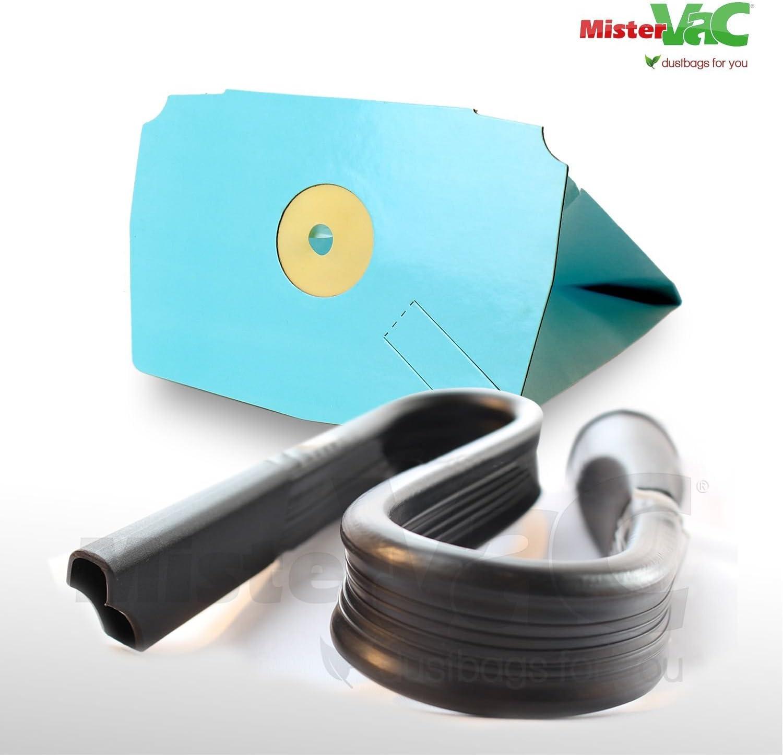 10 x Bolsas de aspiradora + Flex Boquilla Adecuado Electrolux Lux D 775 Royal: Amazon.es: Hogar