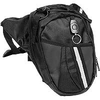 Kongqiabona Multifunctional Waterproof Nylon Leg Bag Motorcycle Fanny Pack For Military Camping Cycling Mobile Phone Purse Travel Bag