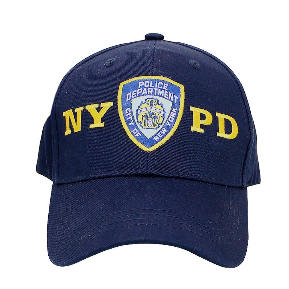 Amazon.com  City-Souvenirs Official NYPD Hat Baseball Cap b9a8e0efa11f