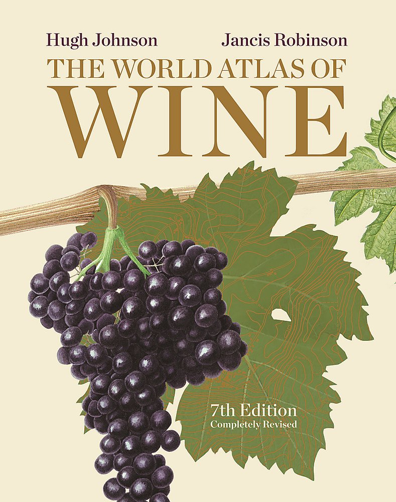 The World Atlas of Wine, 7th Edition by Brand: Mitchell Beazley