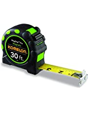 Komelon 7130 Monster Maggrip 30' Measuring Tape with Magnetic End