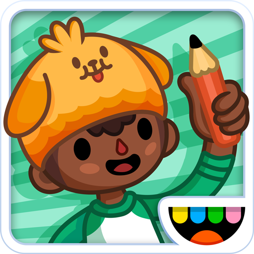 Toca Life: School - Epic The Band