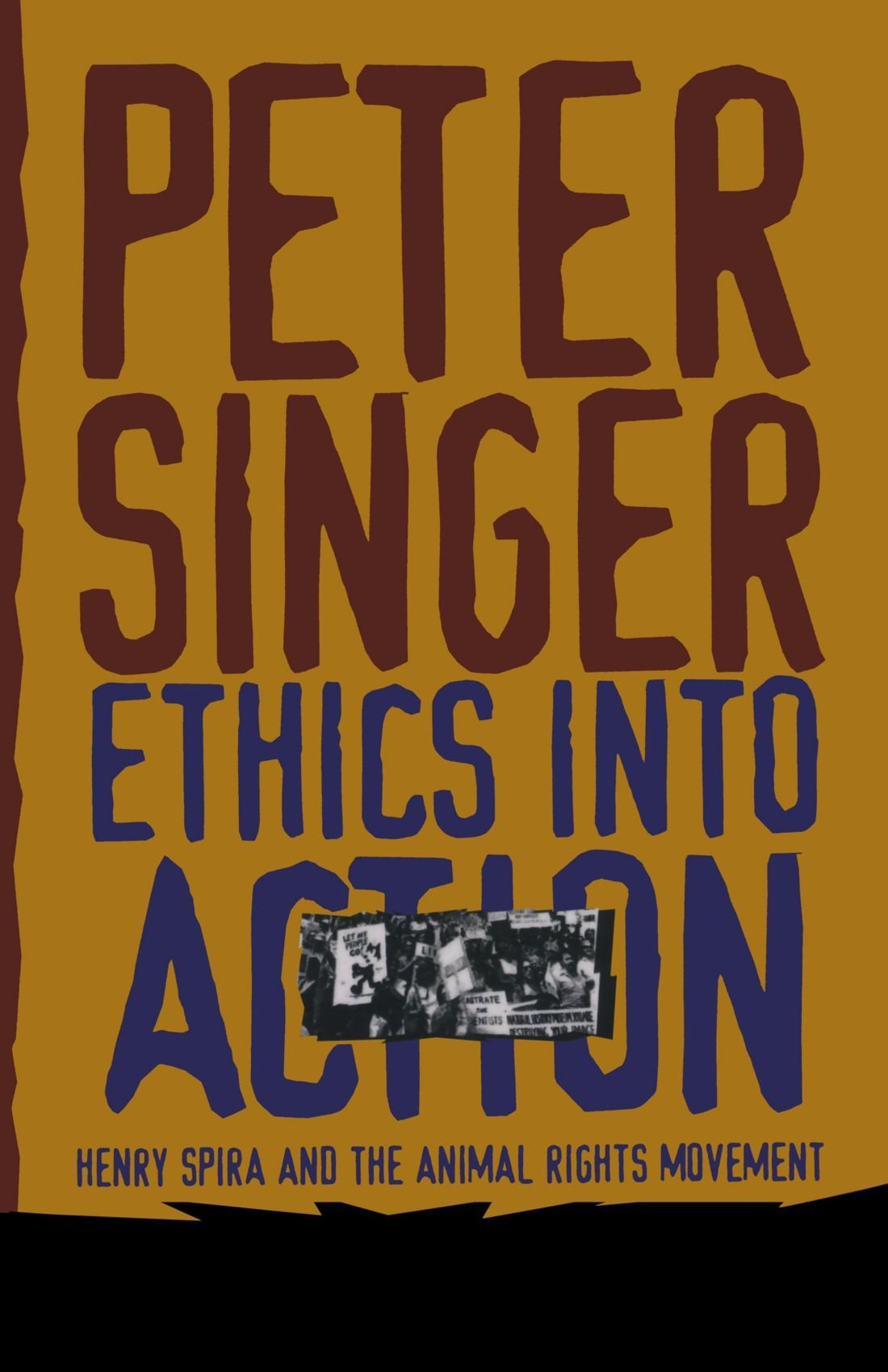 ethics into action henry spira and the animal rights movement ethics into action henry spira and the animal rights movement amazon co uk peter singer 9780847697533 books