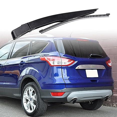 Juego completo trasera parabrisas limpiaparabrisas brazo W/Hoja para 2013 - 2015 Ford Escape OE: bb5z17526-c: Amazon.es: Coche y moto