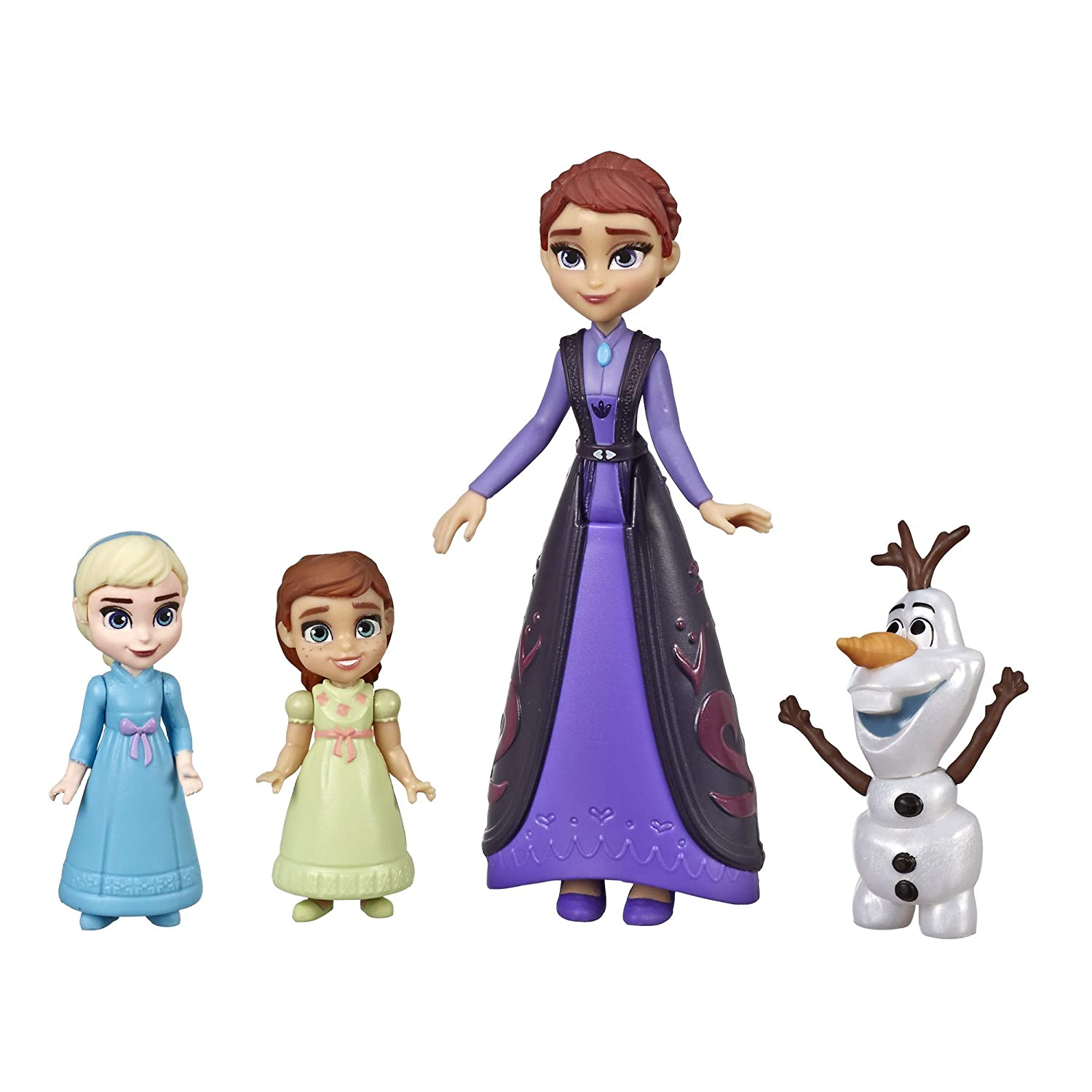 Amazon.com: Disney Frozen Juego familiar de muñecas Elsa y ...