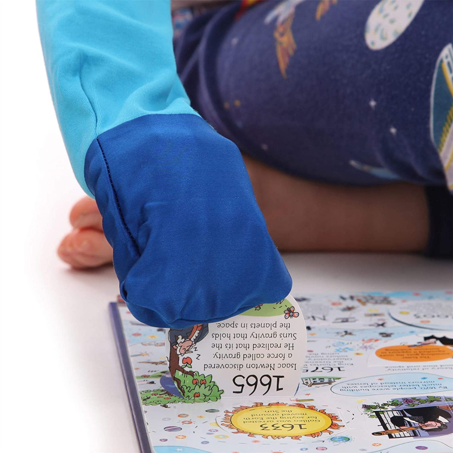 Big Boys Stay-On Scratch Mitts ScratchSleeves