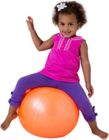 LDHVF Yoga Ball R/ückentraining und Coordination Yoga Ball f/ür Erwachsene gymnastikball schwangerschaft Soft Pilates aufblasbare Gymnastik Ball