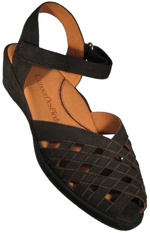 L'Amour des Pieds Women's 'Burcie' Peep Toe Sandal B079HGLQWN 9 B(M) US