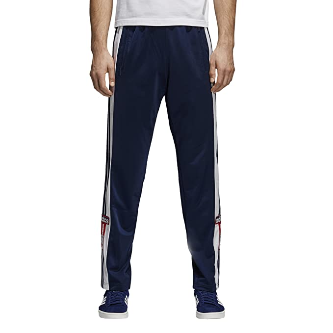 better exquisite design catch adidas Originals Men's adibreak Track Pant, Collegiate Navy ...