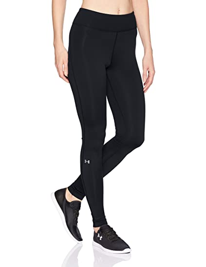 bab43d8a796f0f Amazon.com : Under Armour Women's Cold Gear Authentic Pants : Clothing