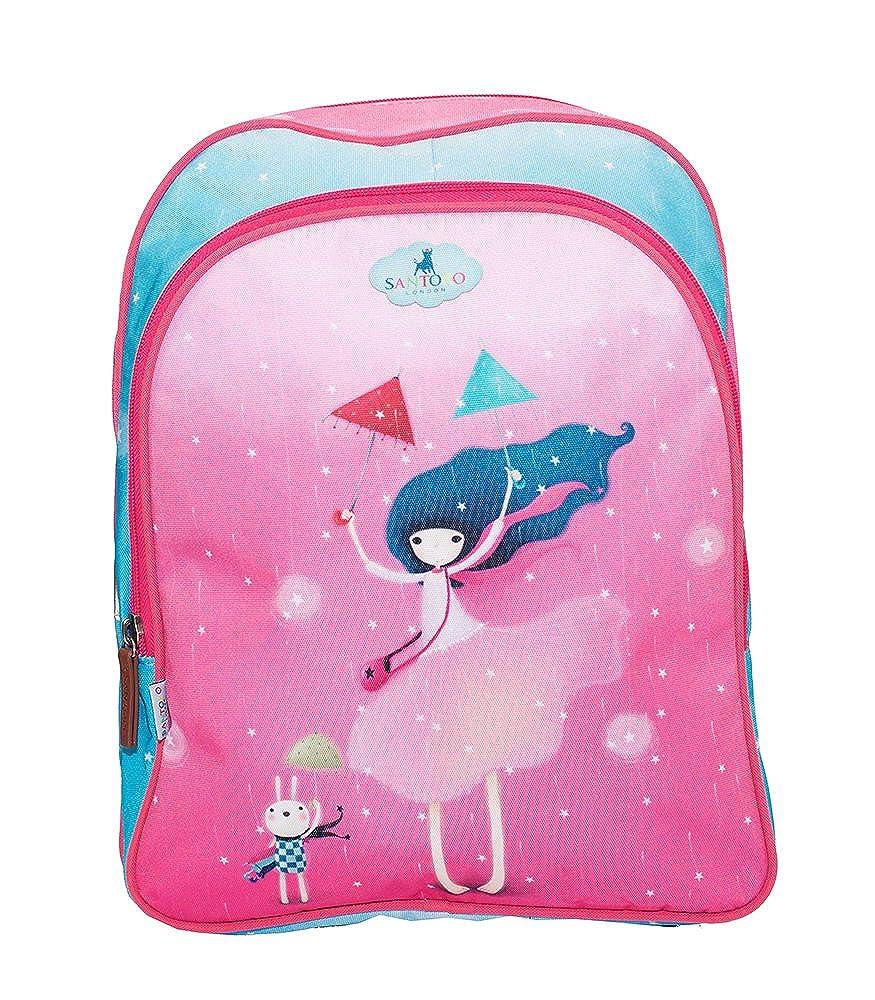 SANTORO KORI KUMIスクールバックパック、ピンク(ピンク) - G4183599   B0743BFSB8