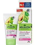 Alverde - Crème de soin Intensive + Repair - Peau très sèche - Avocat Bio - 50 ml