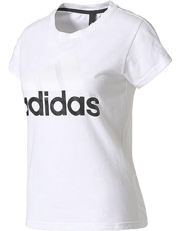 adidas ESS Li SLI tee Camiseta, Mujer
