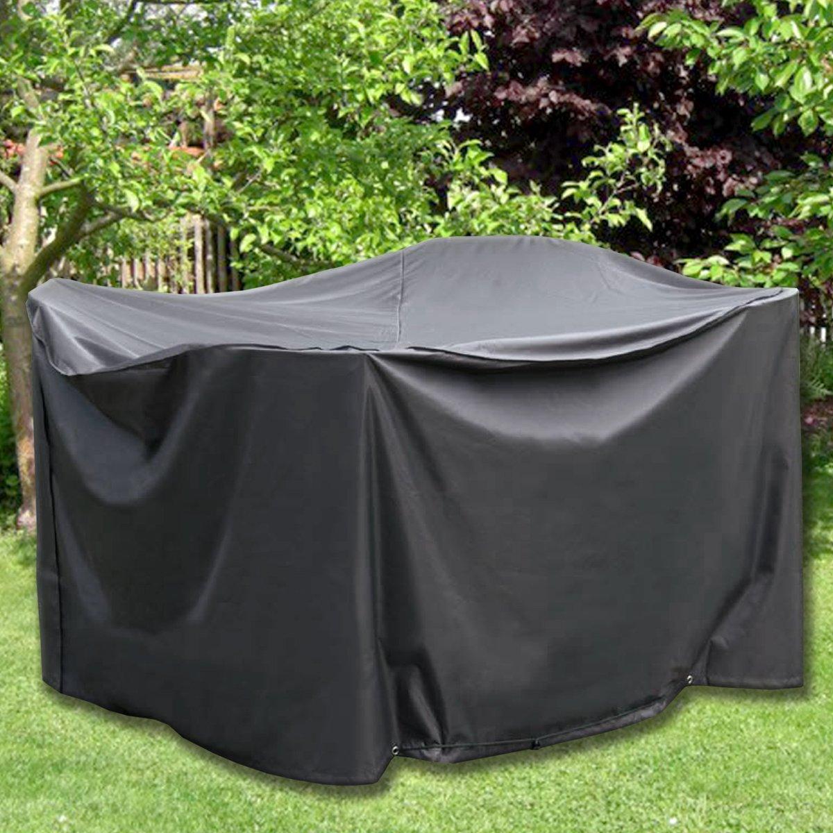 Verschiedene Gartenmöbel Schutzhüllen aus Oxford Polyester 420D ...