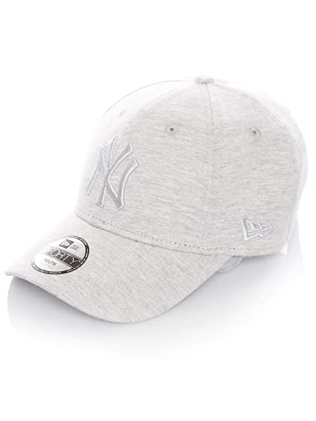 922948a7501 New Era 9FO Jersey Essential MLB New York Yankees Youth - Gray Gray -  Unisex Junior  Amazon.co.uk  Clothing