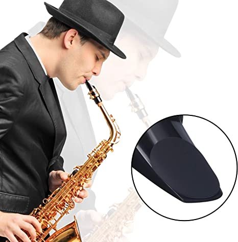 0.5 mm Medium Pisoni Soft Mouthpiece Cushions for Clarinet and Saxophone