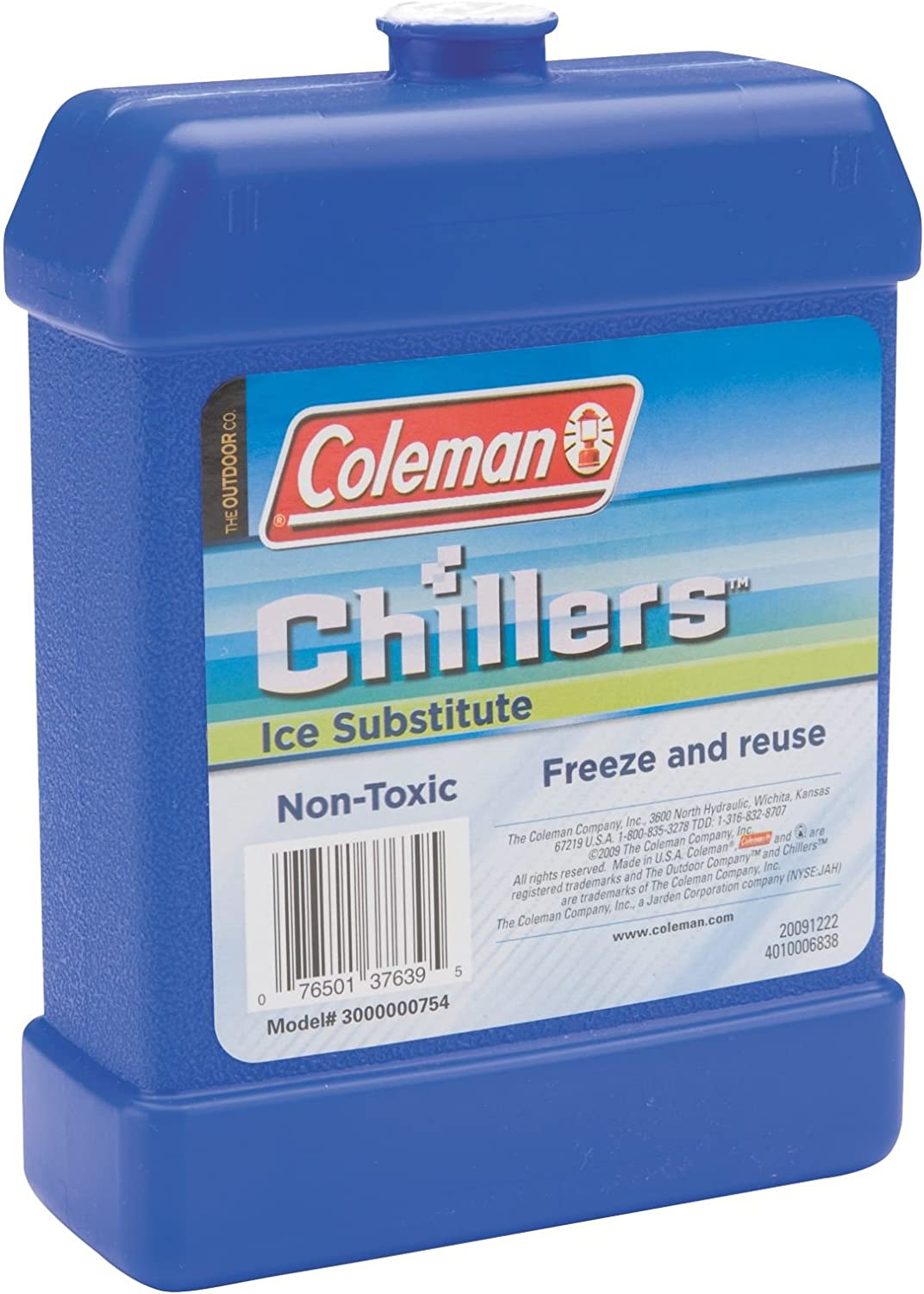 Coleman Chillers(TM) Day Pack Hard Ice Substitute