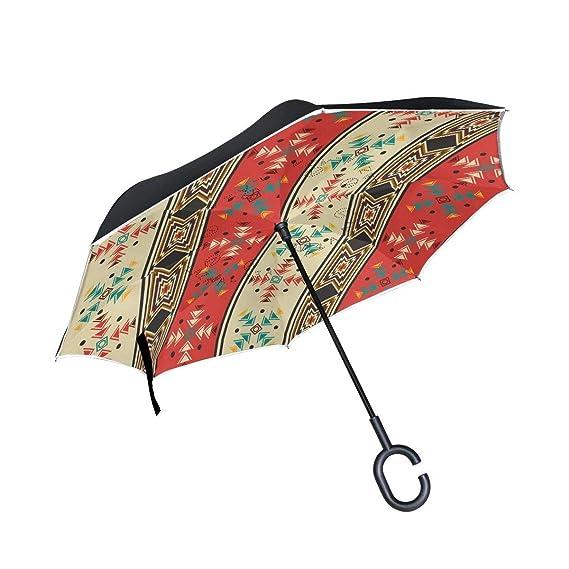 Review Ladninag Inverted Reverse Umbrella