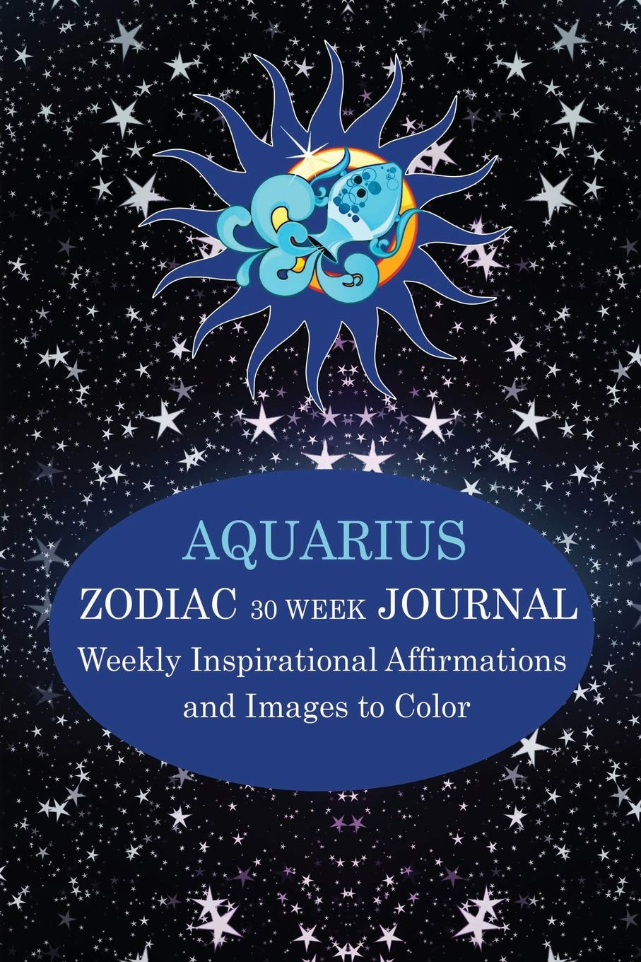 The moon is in Aquarius today.