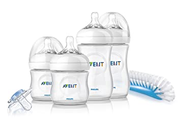 Philips AVENT Natural Newborn Bottles