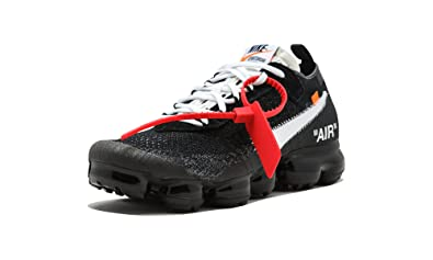 a44ae45d22b Image Unavailable. Image not available for. Color  Nike The 10  Air  Vapormax FK  quot Off White quot  - AA3831 001