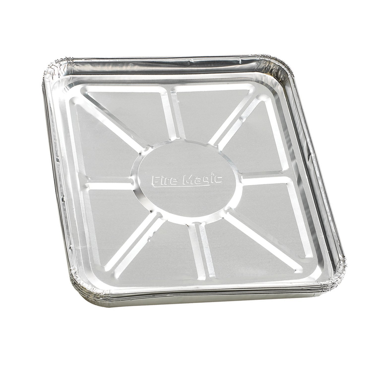 Fire Magic Disposable BBQ Grill Drip Tray Liner (4-Pack) by Fire Magic