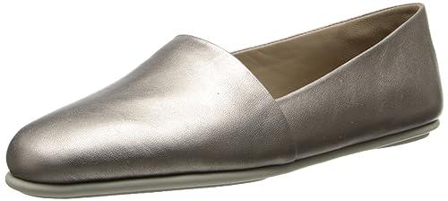 Ecco Osan - Mocasines de Piel para Mujer marrón Bronce, Color marrón, Talla 41 UE: Amazon.es: Zapatos y complementos