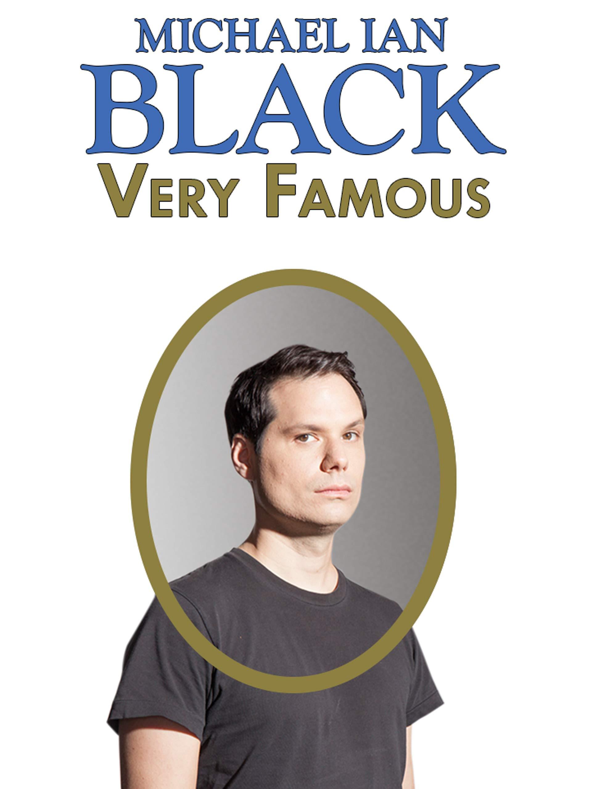 Michael Ian Black: Very Famous on Amazon Prime Video UK