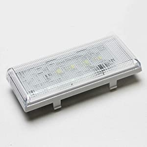 NEW W10515058 LED Light compatible for Whirlpool Kenmore WPW10515058, W10465957, AP6022534, PS11755867, W10522611, 3021142 by Icetech - 1 YEAR WARRANTY