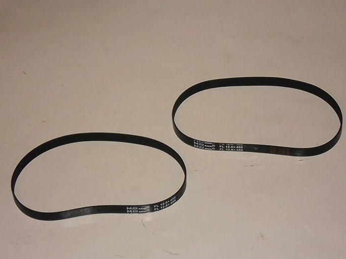 Hoover Power Path Carpet Washer Model FH-50950 Flat Belts 2 Pk Part # 440005535