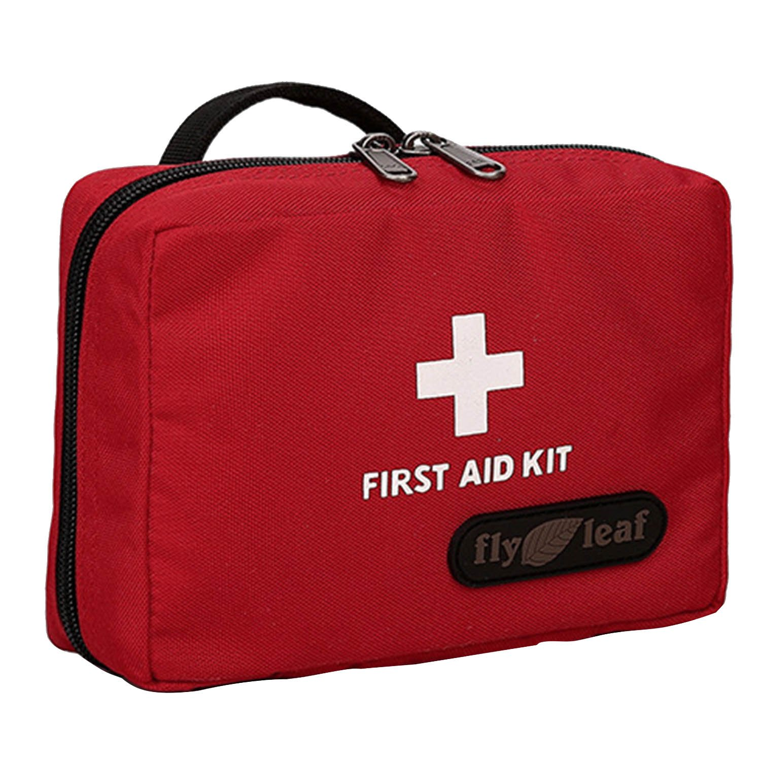 Portable First Aid Bag Travel Camping Home Outdoor Empty Medical Emergency Survival Emergency Kit Bag Waist Bag Pouch Hand Bag Red