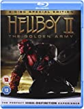 Hellboy 2: The Golden Army [Blu-ray]