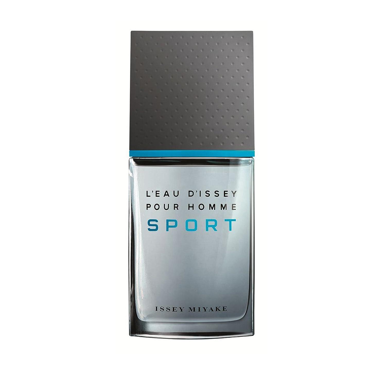 Issey Miyake LEau DIssey Homme Sport Eau de Toilette Vaporizador 200 ml: Amazon.es: Belleza